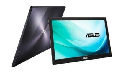 "ASUS 15.6"" IPS 螢幕 MB169B+ 外接電腦螢幕"