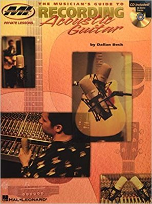 進口書籍-The Musician's Guide to Recording Acoustic Guitar