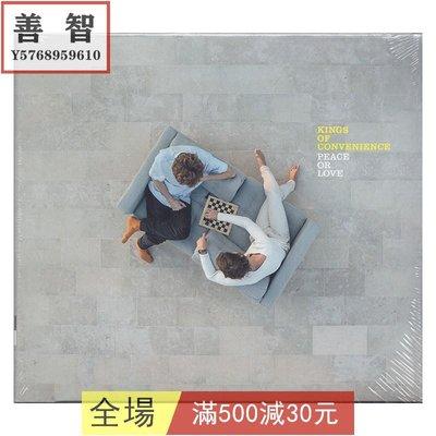 PEACE OR LOVE / KINGS OF CONVENIENCE CD CD 唱片 碟片【善智】