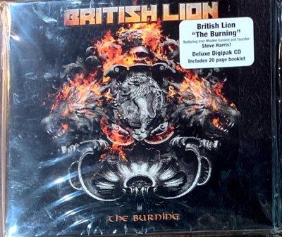 【搖滾帝國】英國重金屬(Heavy Metal)樂團 BRITISH LION - The Burning 2020發行