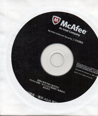 McAfee Internet Security 三年授權版