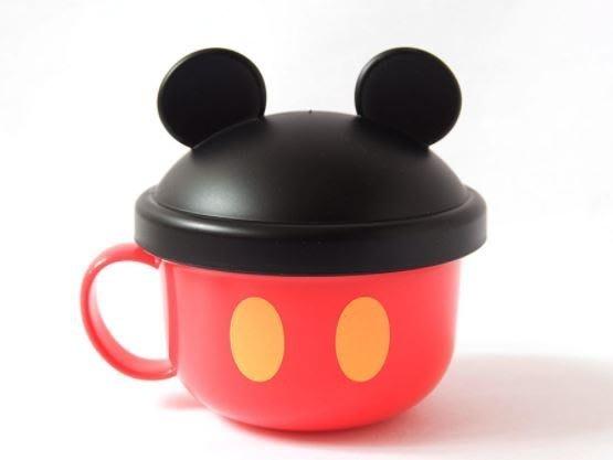 。小森親子好物。日本迪士尼  米奇防漏零食盒 (現貨)【KF15120036】