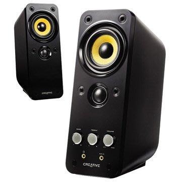 【全新含稅附發票】創巨 創新未來 CREATIVE GigaWorks T20II 喇叭 第2代 多媒體喇叭