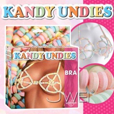?性愛成癮?美國原裝進口PIPEDREAM.EDIBLE KANDY UNDIES糖果比基尼-BRA