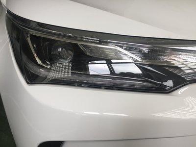 2017 11.5代 ALTIS 升級原廠LED進遠頭燈+日行燈組 雅致  魚眼大燈