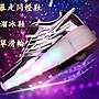 新款翅膀LED單輪暴走鞋發光超輕帶燈輪滑鞋男女款溜冰鞋運動鞋