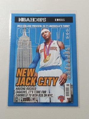 【NBA】超難抽帥爆雜誌封面,紐約尼克甜瓜Carmelo Anthony,2020 hoops slam