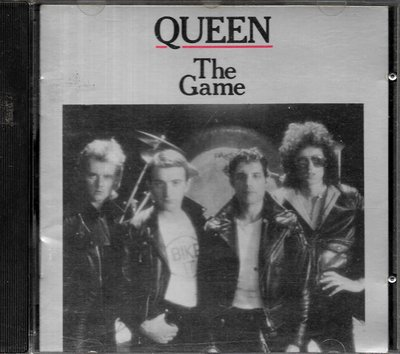 皇后合唱團Queen / The Game(England版)