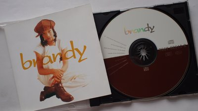 絕版CD 發燒片 德國進口版  白蘭蒂 BRANDY 首張成名專輯   葛萊美獎專輯