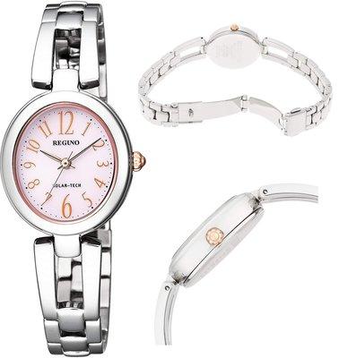 日本正版 CITIZEN 星辰 REGUNO KP1-624-91 女錶 女用 手錶 太陽能充電 日本代購
