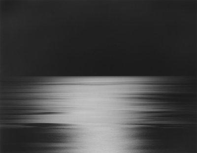 日本史上最高價攝影作品杉本博司海景系列 North Pacific Ocean, 2013 設計師公認最佳品味稀有海報