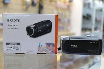 【日產旗艦】SONY HDR-CX405 CX405 攝影機 公司貨【送副廠電池】