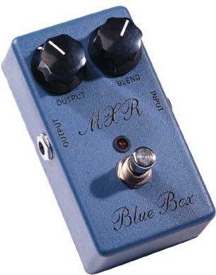 ☆ Tony Music 唐尼樂器︵☆ MXR M103/ M-103 Blue Box 電吉他超重低音破音效果器
