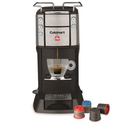 美膳雅Cuisinart Espresso  illy  膠囊咖啡機 (EM-400TWBK) 基隆市