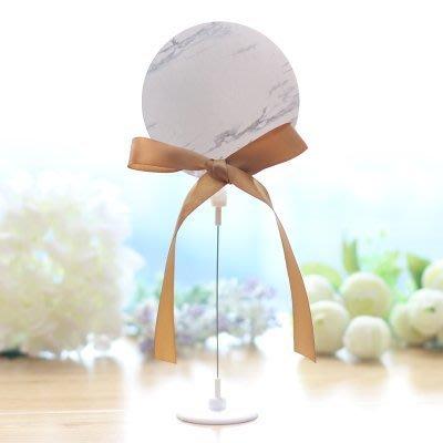 創意婚禮用品 席位卡 桌卡 桌牌 簽到台 婚慶用品道具 大理石圓款