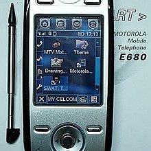 ☆展示機99新☆ Motorola E680 《附全新原廠電池+全新旅充》功能正常 歡迎貨到付款 ZZ211