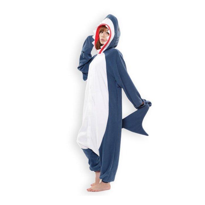 鯊魚 japan 表演服 睡衣 海洋動物(成人)MS-9701k