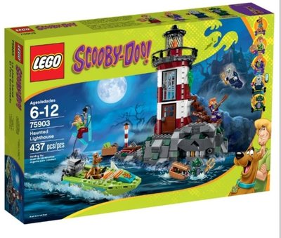 全新絕版- Lego 樂高 75903 Scooby-Doo! Haunted Lighthouse -  Scooby-Doo系列