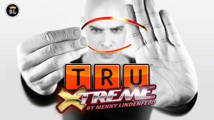 [魔術魂道具Shop]極限皮筋穿手指~~TRU Xtreme by Menny Lindenfeld