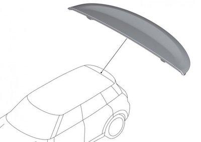MINI Cooper 原廠 John Cooper Works JCW 尾翼 擾流板 For F54 Clubman