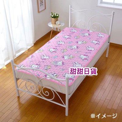 【甜甜日貨】日本正版→三麗鷗 Hello Kitty 凱蒂貓 涼感 遊戲墊 床墊 涼墊