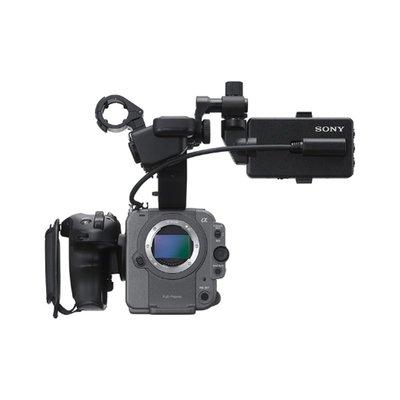 攝影機索尼(SONY)ILME-FX6V/FX6VK 全畫幅電影攝影機 索尼FX6單機身 (不含鏡頭)