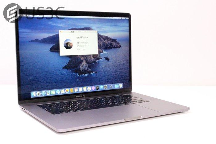【US3C-台中店】2019 MacBook Pro Retina 15 TB i7 2.6G 16G 256G 保固內