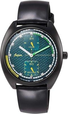 日本正版 SEIKO 精工 ALBA Fusion 90年代 AFSK403 手錶 皮革錶帶 日本代購