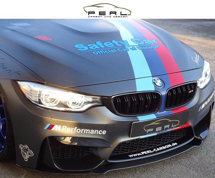【樂駒】Perl Carbon Design BMW F80 M3 F82 M4 碳纖維 前擾流 進氣壩 輕量化