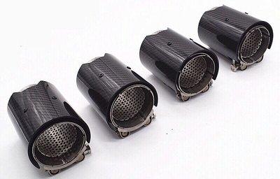 全新品 BMW F8X F10 F12 M2 M3 M4 M5   M Performance MP 碳纖維尾飾管