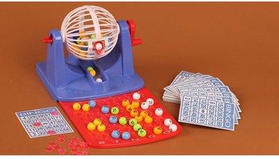 {跳跳兔}賓果遊戲機搖獎機摸彩機抽獎機親子遊戲兒童益智桌遊玩具