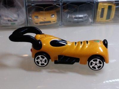 Hasbro Disney #4 中國製造 合金車