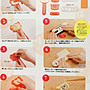 【橘白小舖】日本進口 Arnest 浣熊 造型 飯糰 模具 飯團 海苔 飯模 壓模 便當 尾巴 裝飾