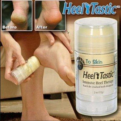 「ヒノエ」Heel Tastic防裂按摩膏 塗腳膏 凡士林修復 美腳膏 現貨供應Q4W