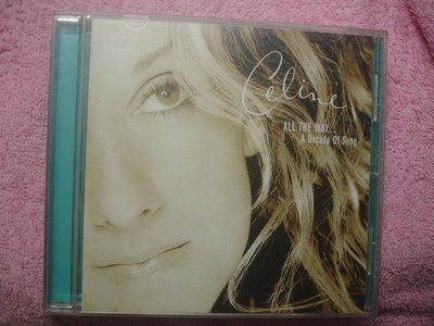 [原版光碟]H Celine Dion  All The Way... A Decade Of Song