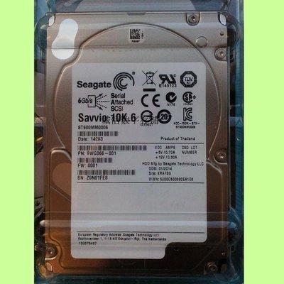 5Cgo【權宇】Seagate ST600MM0026 Savvio 10K.6 600GB SAS希捷企業級硬碟機含稅
