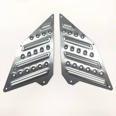 KOSO 鋁合金踏板 腳踏板 中踏板 雷霆S RCS RACING S