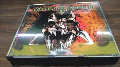 PC 黑暗王座III LANDS LORE III  LOL3 【單機版 英文版】  美商藝電出品 經典絕版電腦遊戲