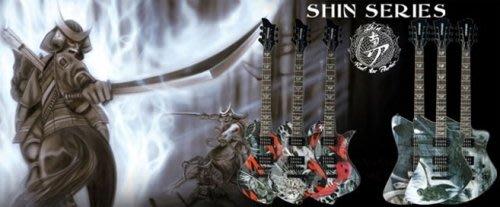 ☆ 唐尼樂器︵☆ Fernandes Ravelle Demon & Dragon 電吉他(極限量登場)日本新大師彩繪