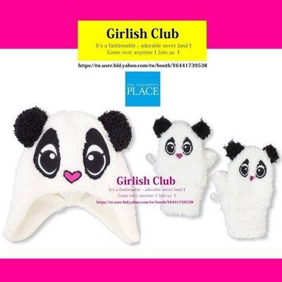 【Girlish Club】 the childrens place女童2-4T手套帽子(c294)GAP三九一元起標