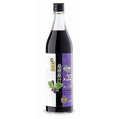 阿邦小舖 陳稼莊 桑椹汁原汁(加糖) (600cc)