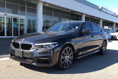BMW 2017 G30 540i XDrive M-Sport 滿配 代辦進口外匯車
