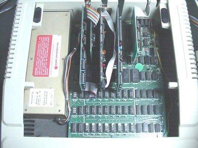 Apple II/Apple2/Apple 2/Apple ][ 古董電腦 主機板/介面卡/鍵盤/power 回收/維修