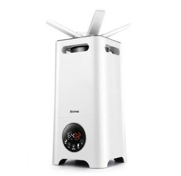 工業加濕器 容聲加濕器家用靜音工業商用大型大容量大功率智慧恒濕空氣大霧量  JD   全館免運