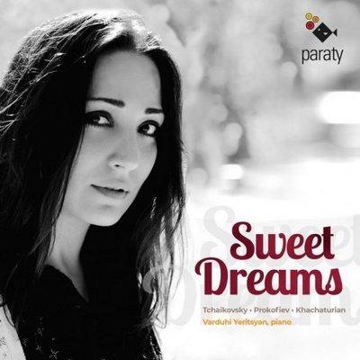 甜美的夢 (兒童鋼琴安眠曲集) Sweet Dreams / 瓦杜希葉里西揚---PARTY249336