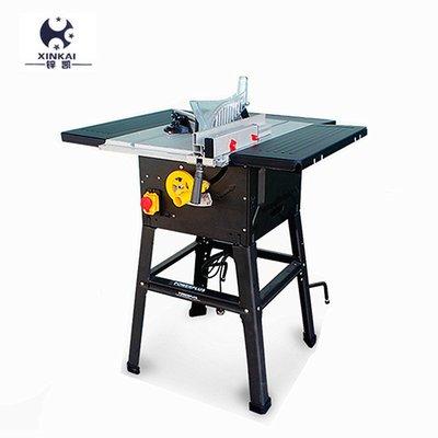 10寸多功能推台木工精密裁板台鋸圓盤鋸倒裝鋸鋁機 木工鋸床MKS