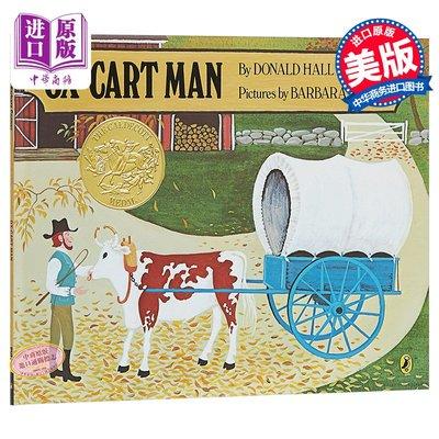 凱迪克:趕牛車的人 進口英文繪本 Ox-Cart Man 凱迪克金獎繪本 充滿詩意 展現新英格蘭居民的田園生活 四季更迭