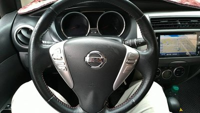 完工價 Nissan ALL NEW LIVINA BIG TIIDA 方控 定速 巡航 音響快撥鍵 方向盤快撥鍵 音控