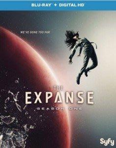 【藍光影片】無垠的太空 / 蒼穹浩瀚 第一季 共2碟   THE EXPANSE SEASON1 (2015)