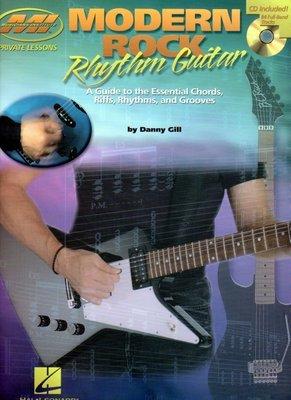 [ 反拍樂器 ] Modern Rock Rhythm Guitar 電吉他樂譜 教學譜